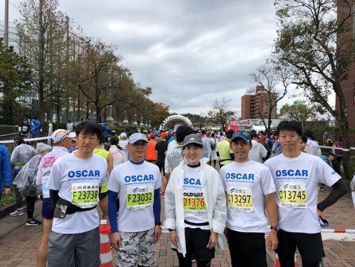 OSCARランニング&サイクリングスポーツクラブ、富山マラソン2018に参加してきました。の画像