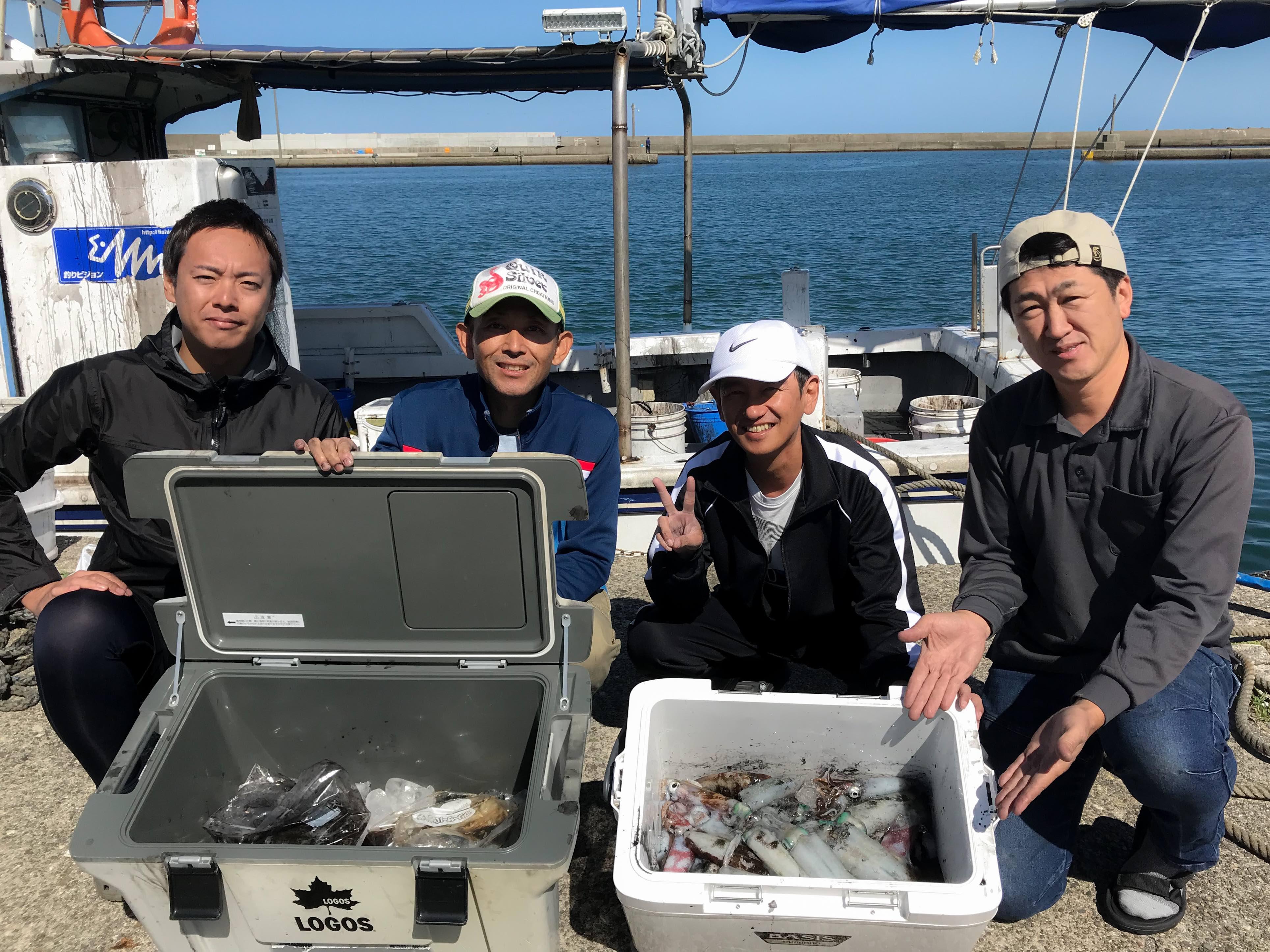 オスカー釣り部の2019年度の活動振り返りの画像