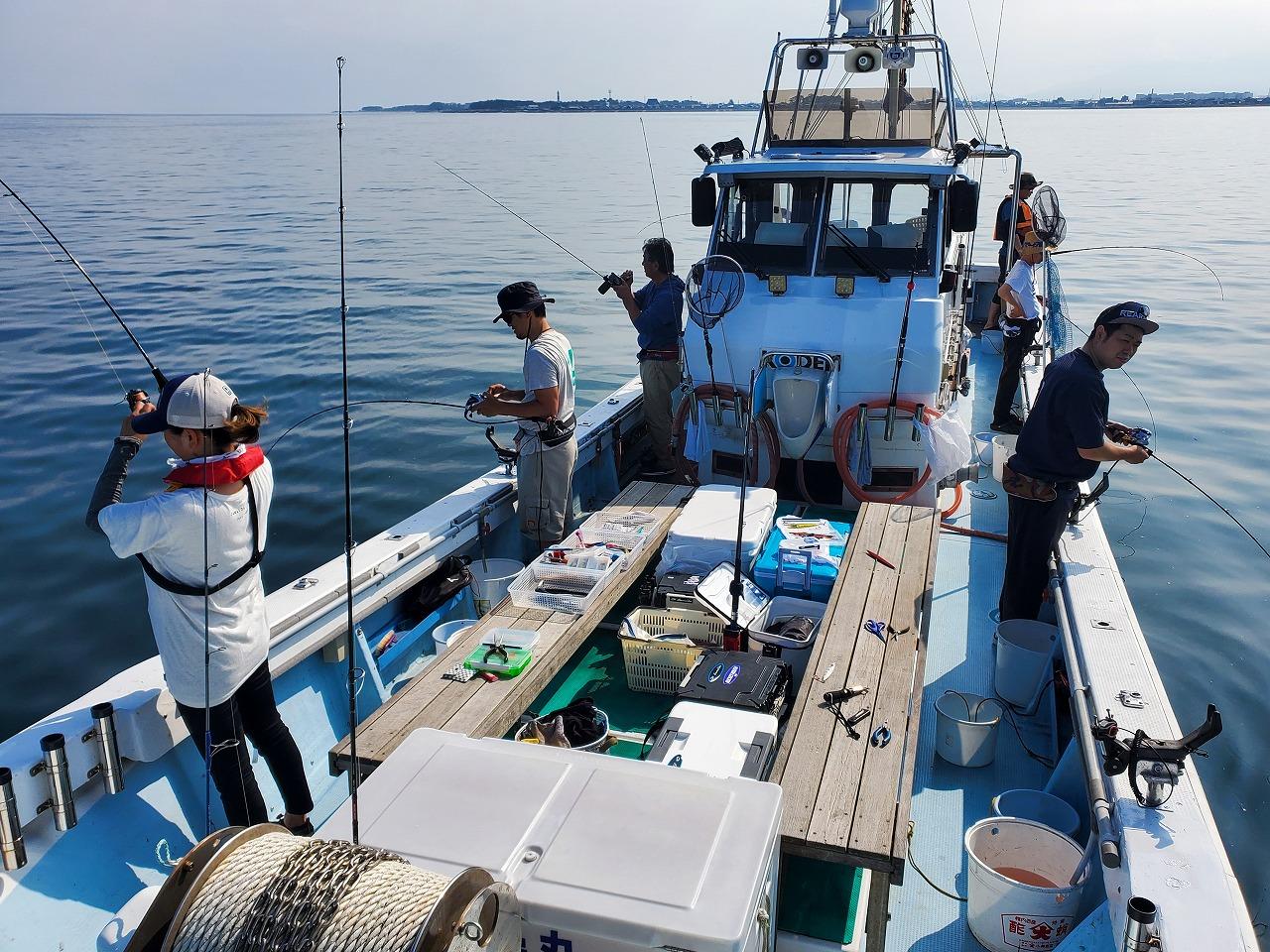 超がつくほど高級魚!オスカー釣り部 「アラ」 釣りへ行ってきました!の画像
